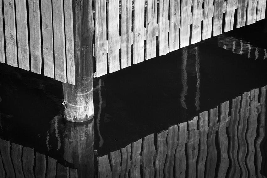 Seawall Reflected
