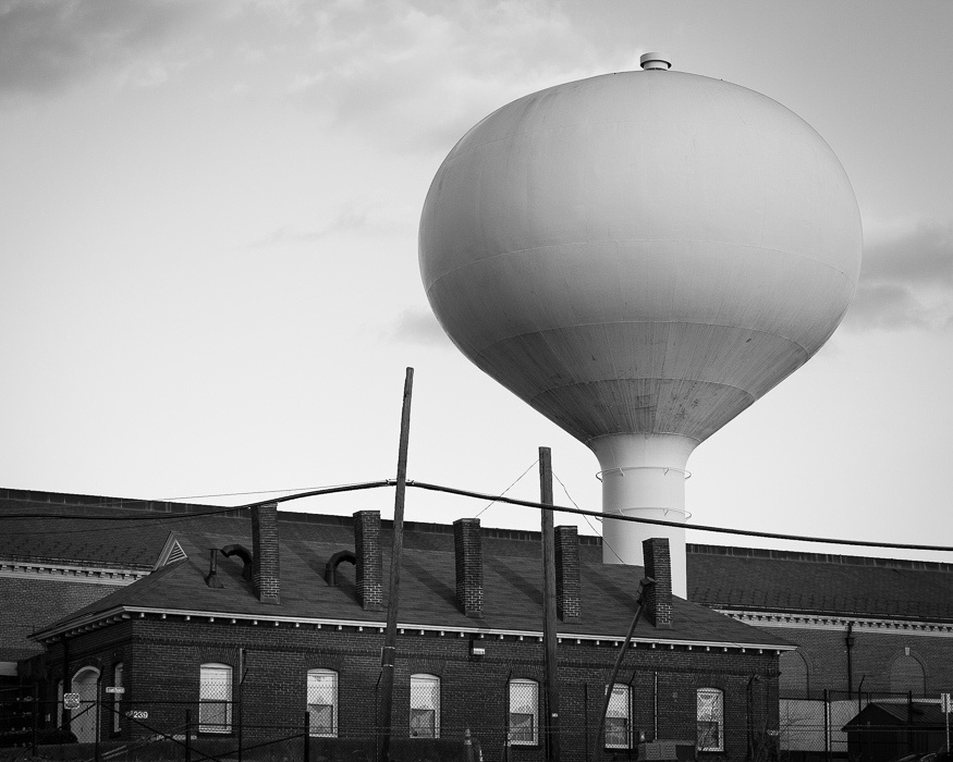 Water Tower - Ft Myer