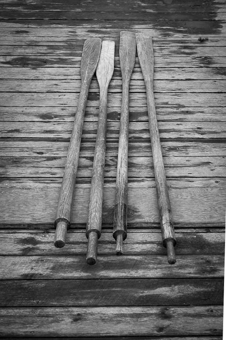 Four Oars