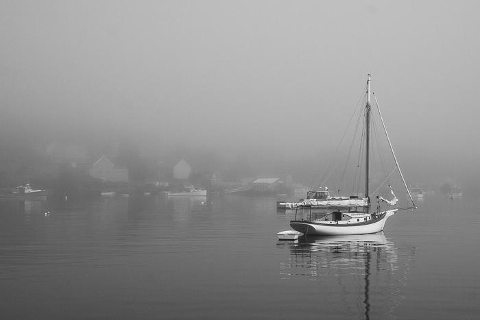 Burnt Coat Harbor, Maine
